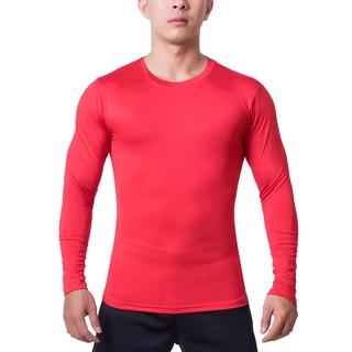 Áo Body Thể Thao, Bóng Đá, Tập Gym Nam Tay Dài Siêu Co Giãn Cao Cấp 1