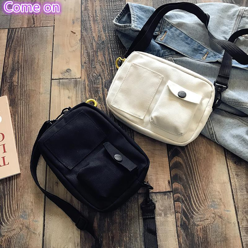 Túi vải canvas đeo chéo phong cách Hàn Quốc dành cho nữ - 14554039 , 2295598809 , 322_2295598809 , 171600 , Tui-vai-canvas-deo-cheo-phong-cach-Han-Quoc-danh-cho-nu-322_2295598809 , shopee.vn , Túi vải canvas đeo chéo phong cách Hàn Quốc dành cho nữ