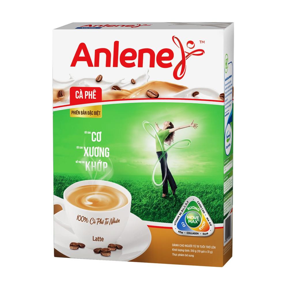 Hình ảnh Sữa Bột Anlene Movemax Hương Cà phê hộp 310g-0
