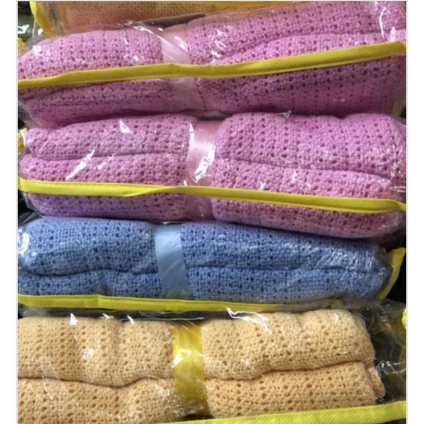 [GIÁ SỐC] đồ dùng cao cấp cho bé - Chăn lưới cho bé 1mx0.9,m | Tại Hà Nội