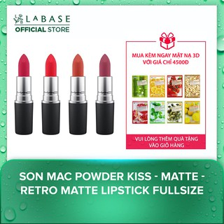 Son MAC Powder Kiss - Matte - Retro Matte Lipstick Fullsize thumbnail