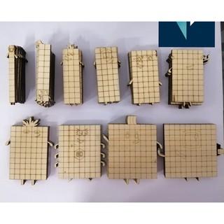 Set tô màu Number Blocks từ 1 – 100