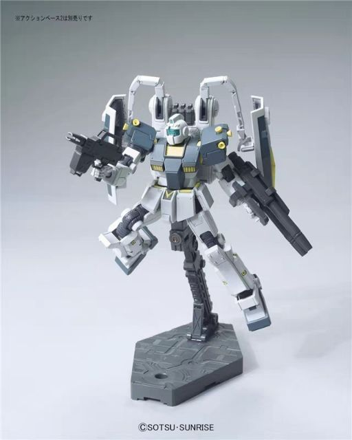 Mô hình gundam hg rgm-79 gm