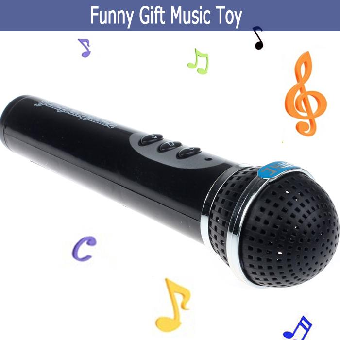Girls Boys Kid Microphone Mic Karaoke Singing Funny Toy