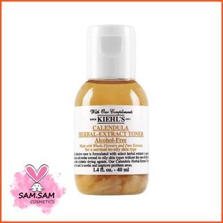 Nước hoa hồng hoa cúc Kiehl's Calendula Herbal-Extract Toner