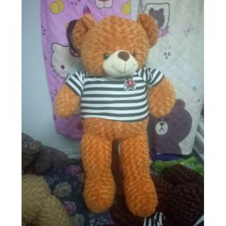 Gấu tetdy khổ vải 1m4