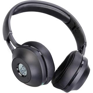Tai nghe radio FM kỹ thuật số Retekess TR104 bảo vệ thính giác có đầu vào AUX thumbnail