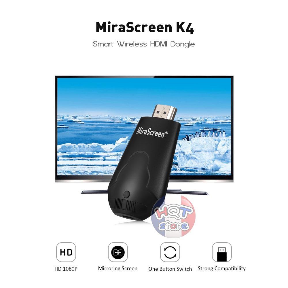 HDMI không dây MiraScreen K4 giúp chuyển hình ảnh từ điện thoại lên tivi chuẩn Full HD cực nét - 2640633 , 1228578828 , 322_1228578828 , 450000 , HDMI-khong-day-MiraScreen-K4-giup-chuyen-hinh-anh-tu-dien-thoai-len-tivi-chuan-Full-HD-cuc-net-322_1228578828 , shopee.vn , HDMI không dây MiraScreen K4 giúp chuyển hình ảnh từ điện thoại lên tivi chuẩ