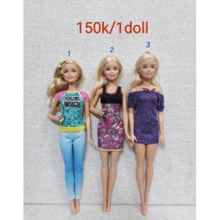 Búp bê Barbie ( mẫu A4 )