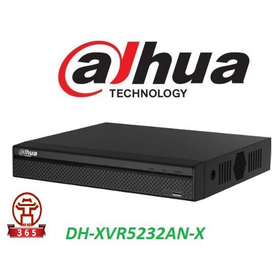 Đầu ghi HDCVI 32 kênh Dahua DH-XVR5232AN-X -- chính hãng, bảo hành 24 tháng, giá rẻ