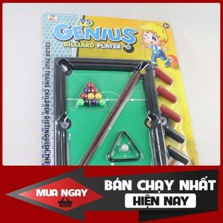 ❤SIÊU ĐẸP❤️ Bộ đồ chơi bàn Bi-a cho bé yêu PCC-23
