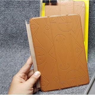 Bao da iPad 2 3 4 Hoco Cube – HOC406 (Nâu)
