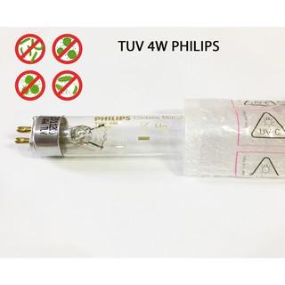Bóng đèn UV diệt khuẩn không khí Philips 4W