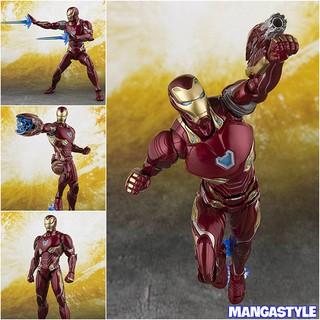 Mô Hình S.H.Figuarts Iron Man Mark 50
