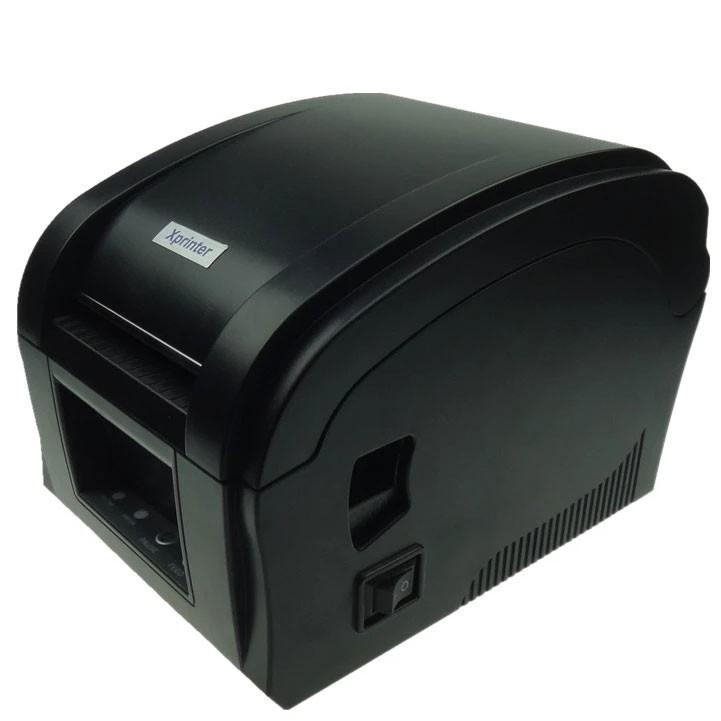 [Freeship toàn quốc từ 50k] Máy in mã vạch Xprinter XP-360B Giá chỉ 1.199.000₫