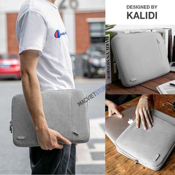 Siêu Túi Chống Sốc Laptop, Macbook Kalidi Cao Cấp (T010) | SaleOff247
