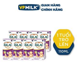 [Set 4 hộp 110ml] Sữa Pha Sẵn IQLac Pro Biếng Ăn, Suy Dinh Dưỡng Premium VPMilk