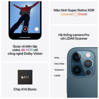 Hình ảnh Apple iPhone 12 Pro Max 128GB (Hàng đặt trước)-5