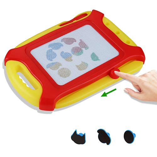 Doodle Board Colorful Drawing Board Erasable Sketching Pad Kids Toys WritingPainting Learning