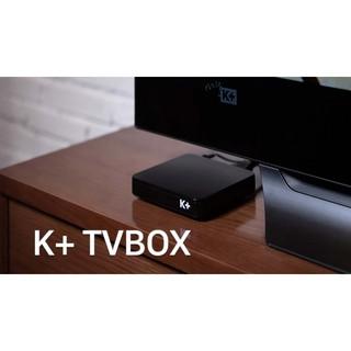 Trọn bộ thiết bị K+ TV Box kèm 12 tháng thuê bao