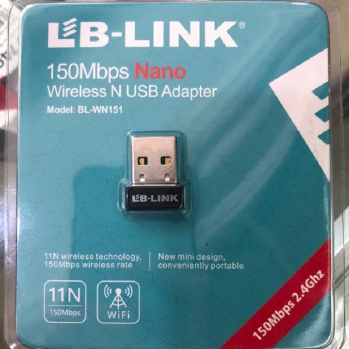 Bộ phát - thu sóng Wifi LB-Link và Pix-Link – CHÍNH HÃNG – Tốc độ truyền tải không dây từ 150Mbps - 450Mbps