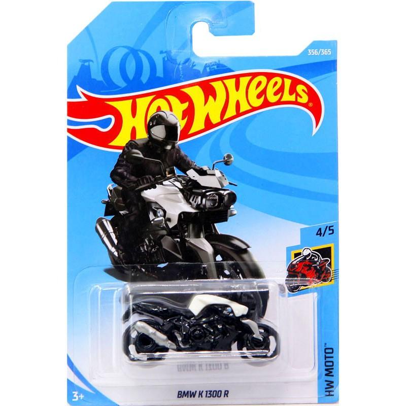 Xe mô hình Hot Wheels BMW K 1300 R FJX10