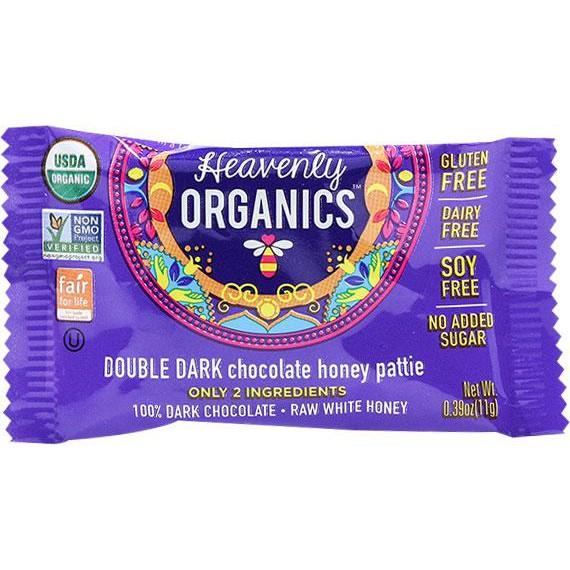Heavenly Organics - bánh mật ong sô cô la