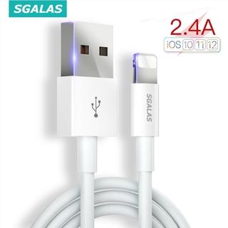Cáp sạc nhanh USB Sgalas cho iPhone ipad thumbnail