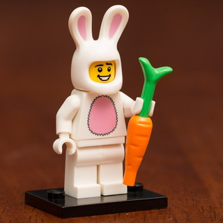 Lego Minifigures Series 07 – Thỏ trắng Bunny suit guy