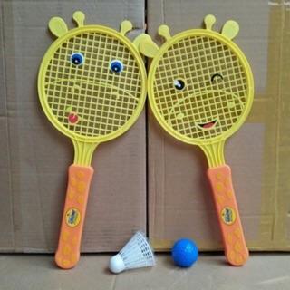 Bộ vợt cầu lông cho bé