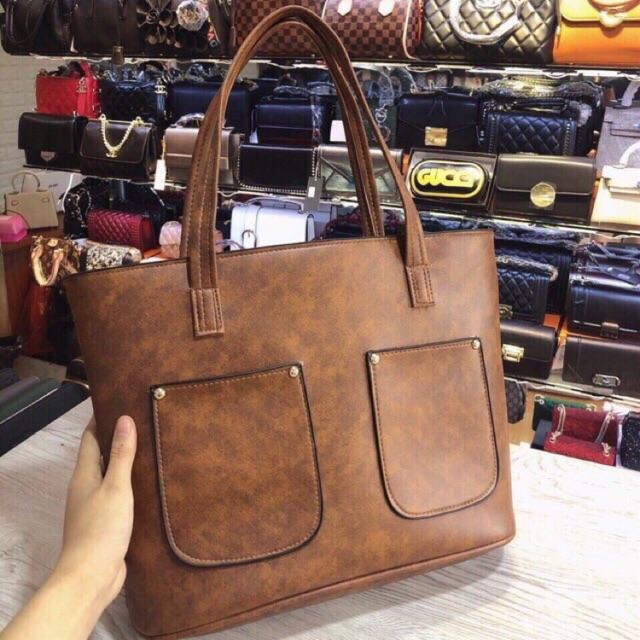 Túi size to phong cách