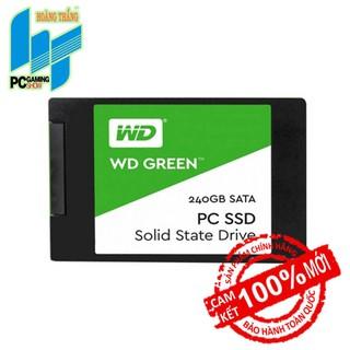 Ổ cứng SSD Western 240GB WDS240G2G0A