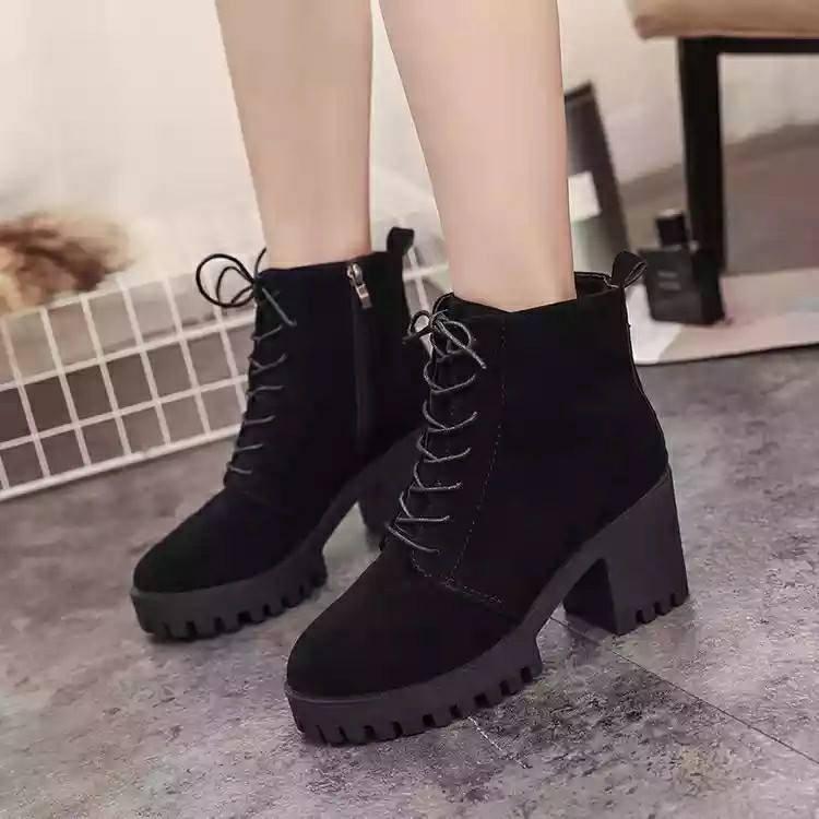 Boot - 6235 cao gót