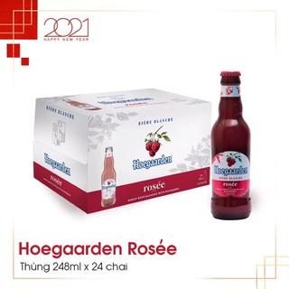 [ Chính Hãng ] Hoegaarden Rosee 250ml
