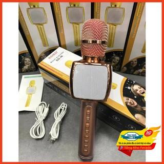 [ Siêu rẻ ] Micro Karaoke Bluetooth SD-16