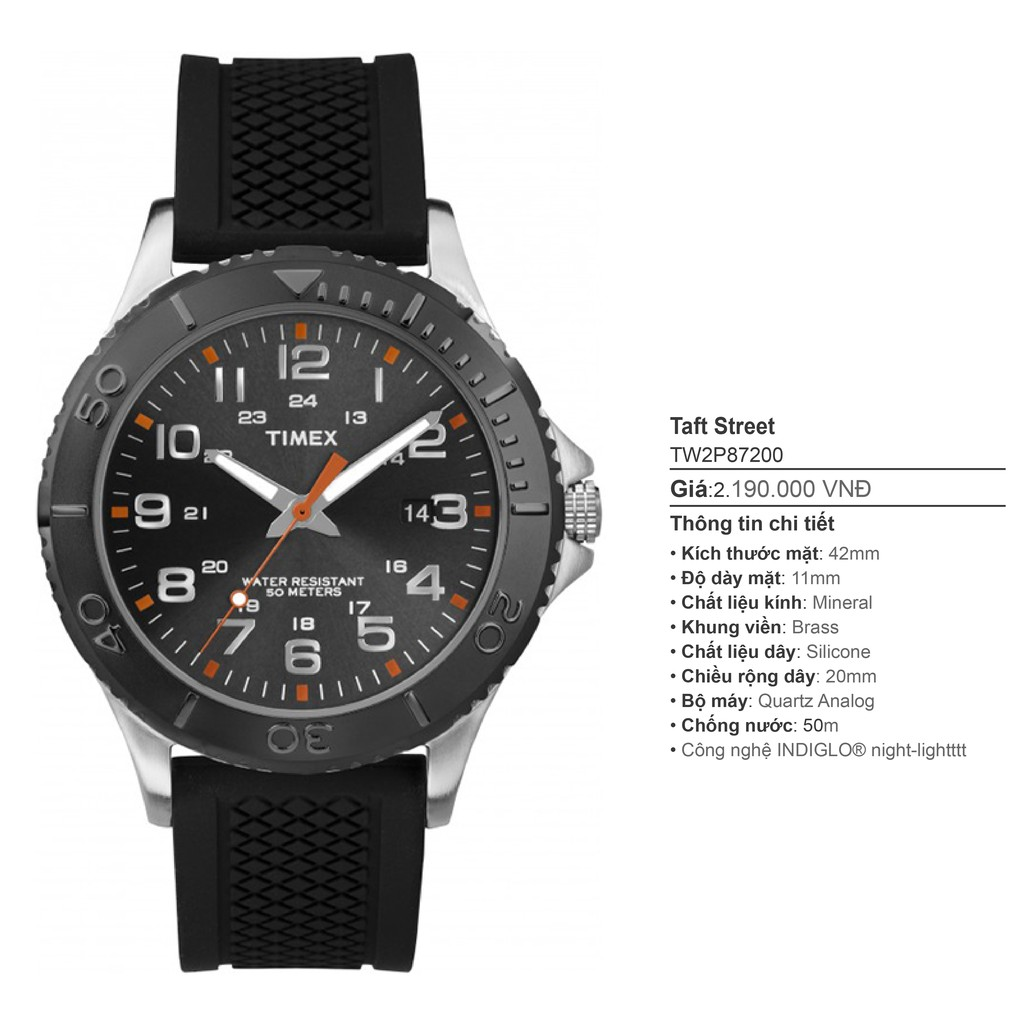 Đồng hồ unisex Timex TW2P87200 dây cao su - 3184797 , 262285730 , 322_262285730 , 2490000 , Dong-ho-unisex-Timex-TW2P87200-day-cao-su-322_262285730 , shopee.vn , Đồng hồ unisex Timex TW2P87200 dây cao su