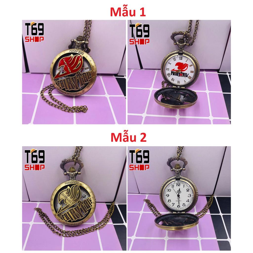 Đồng hồ quả quýt anime Fairy Tail
