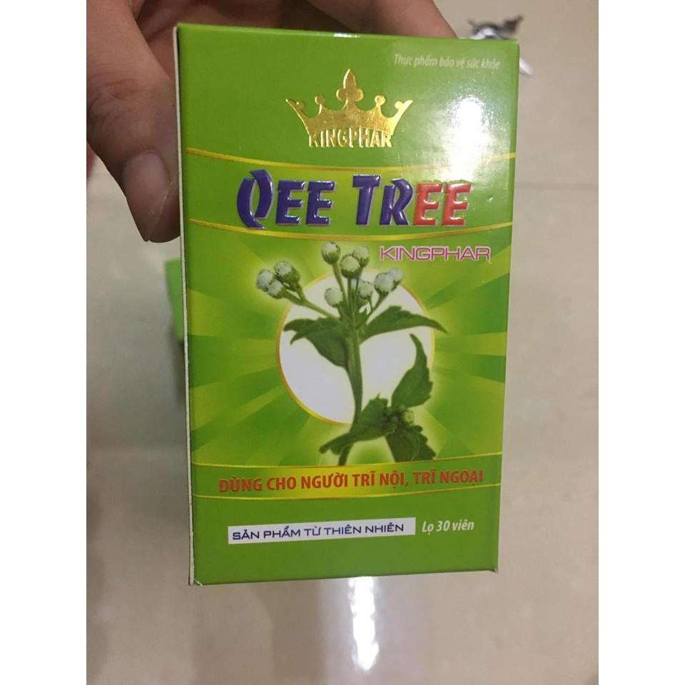 QEE TREE Kingphar - Hết lo trĩ nội, trĩ ngoại