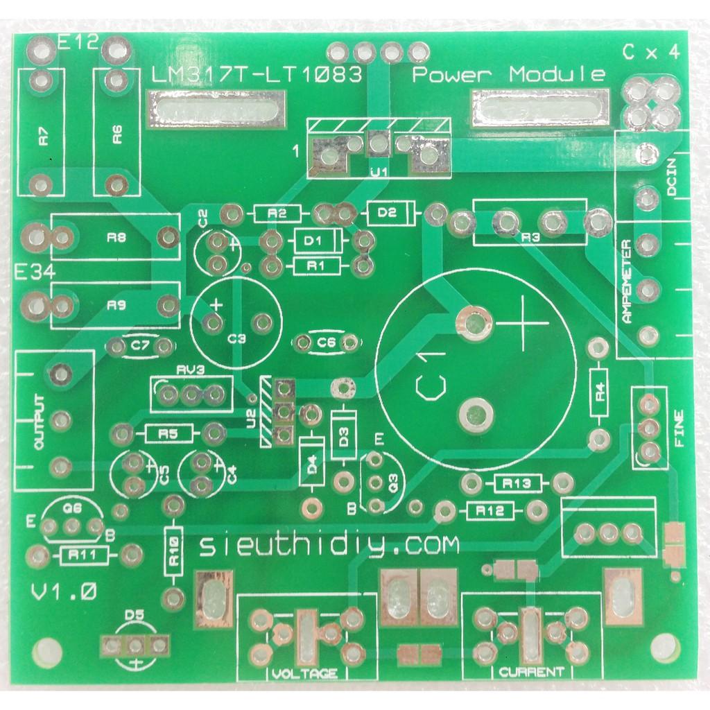 Mạch nguồn đa năng thí nghiệm LM317T HVT LT1083 LM338 nâng dòng với 4 transitor sPWMD1 - 3005921 , 412750159 , 322_412750159 , 70000 , Mach-nguon-da-nang-thi-nghiem-LM317T-HVT-LT1083-LM338-nang-dong-voi-4-transitor-sPWMD1-322_412750159 , shopee.vn , Mạch nguồn đa năng thí nghiệm LM317T HVT LT1083 LM338 nâng dòng với 4 transitor sPWMD1