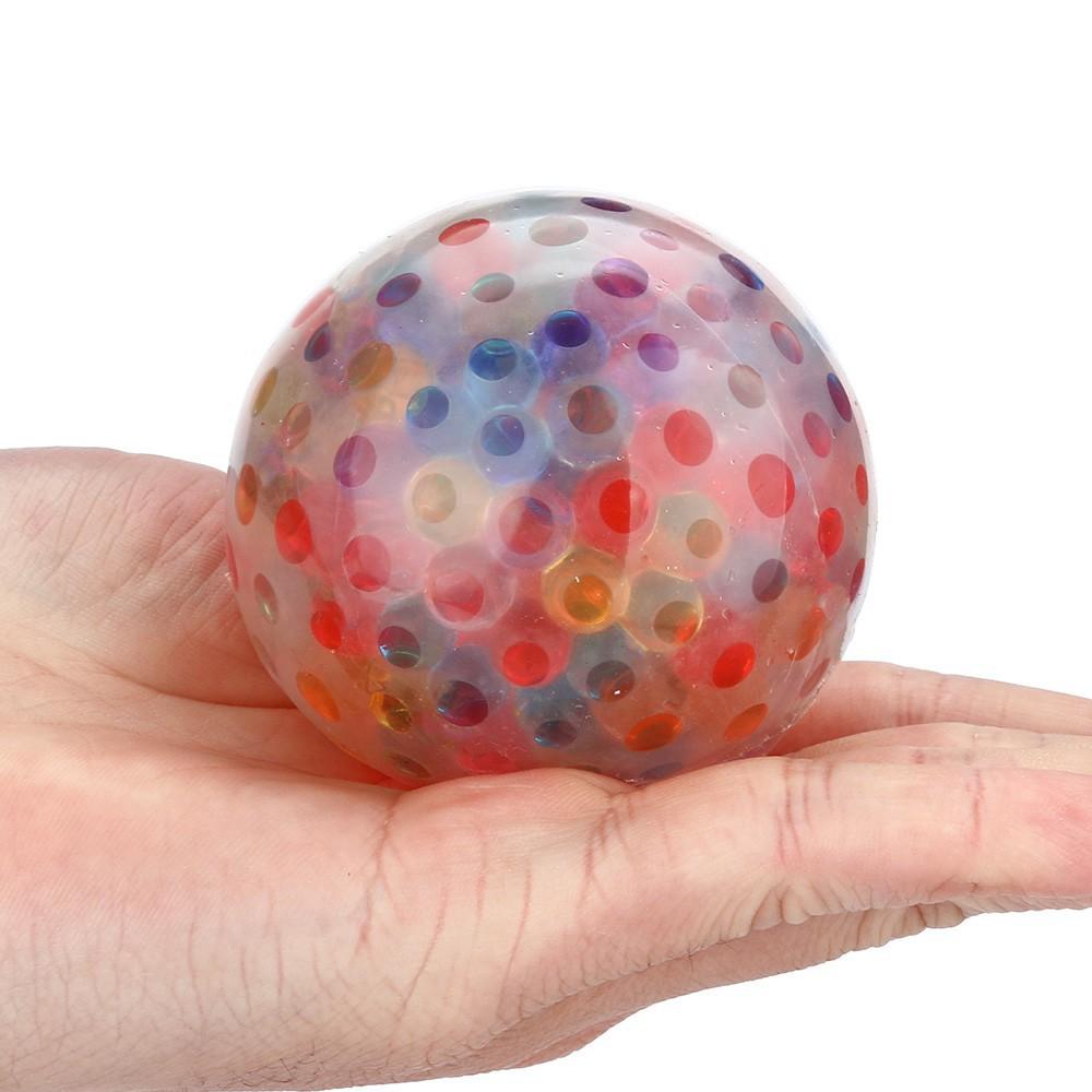 Bóng cầu vồng đồ chơi giải tỏa căng thẳng squishy