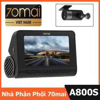 Xiaomi 70mai A800S 4k Quốc tế - Camera hành trình 70mai A800s giá sỉ thumbnail