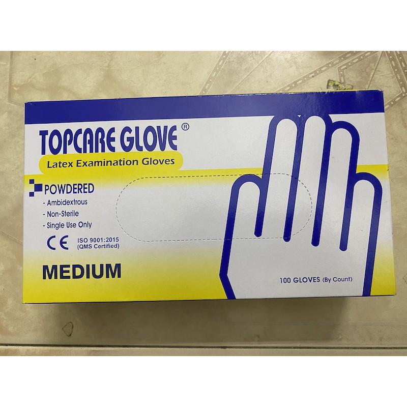TOPCARE GLOVE - Găng tay y tế nhập khẩu malaysia