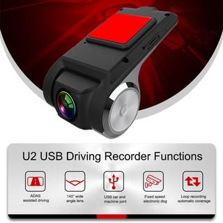 Yêu ThíchCamera Hành Trình Ô Tô, Xe Hơi HD, Tích Hợp Màn Hình Android - Cổng USB