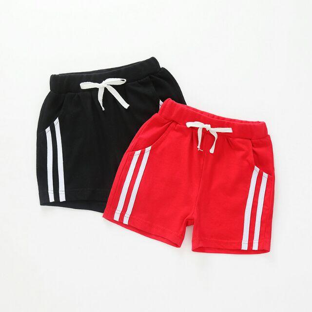CHÍNH HÃNG_ Quần short thể thao cho bé trai và bé gái bei bei gu