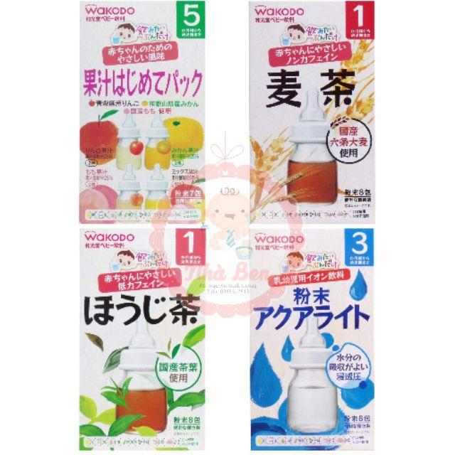 Combo bộ 3 sản phẩm nước uống siêu hot của Wakodo cho bé từ 1 tháng tuổi - 2936499 , 112685922 , 322_112685922 , 190000 , Combo-bo-3-san-pham-nuoc-uong-sieu-hot-cua-Wakodo-cho-be-tu-1-thang-tuoi-322_112685922 , shopee.vn , Combo bộ 3 sản phẩm nước uống siêu hot của Wakodo cho bé từ 1 tháng tuổi