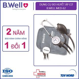 huyết áp cơ B.WELL MED-62 - Nhập khẩu chính hãng - Bảo hành 2 năm