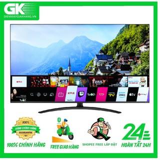 65NANO81TNA- MIỄN PHÍ CÔNG LẮP ĐẶT-Smart Tivi LG 4K 65 inch 65NANO81TNA thumbnail