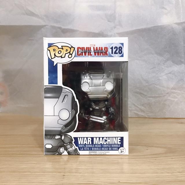 Mô Hình Funko POP! WAR MACHINE - Civil War