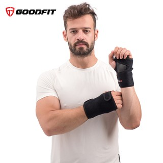 [Mã SOMALL12 hoàn 15% tối đa 50K xu đơn 150K] Băng nẹp khớp cổ tay, cố định khớp cổ tay GoodFit GF304W thumbnail
