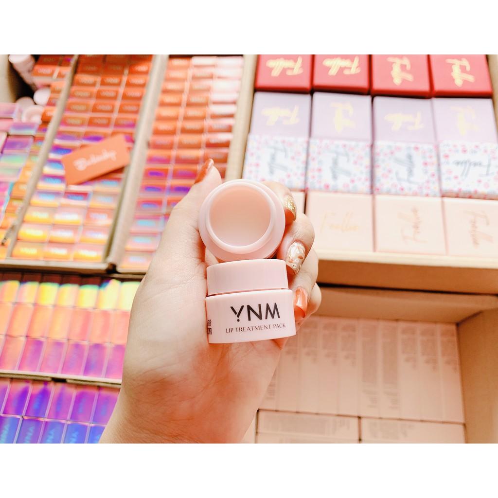 Son Dưỡng Môi YNM Rainbow Honey Lip Balm Đổi Màu + Ngủ Môi YNM